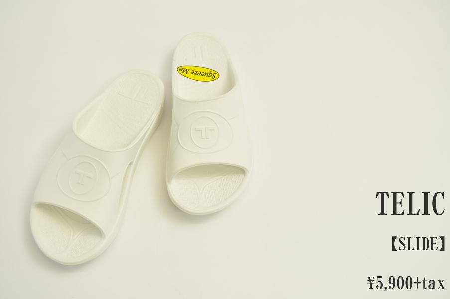 画像1: TELIC SLIDE WHITE メンズ レディース 人気 通販