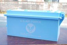 画像1: U.S.AMMO BOX USAF (1)