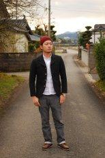 画像5: ORGUEIL/オルゲイユ Homespun Tweed Jacket (5)