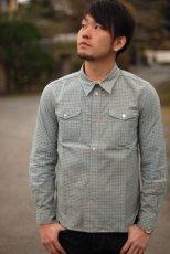 画像2: ORGUEL オルゲイユ OR-070A Classic Work Shirt メンズ 通販 人気 (2)