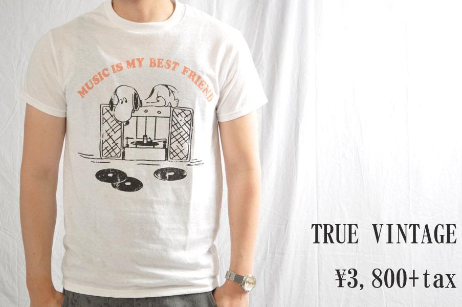 画像1: TRUE VINTAGE Tシャツ メンズ 人気 通販 (1)