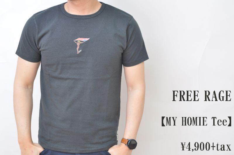 画像1: FREE RAGE MY MOMIETee Tシャツ メンズ 人気 通販 (1)